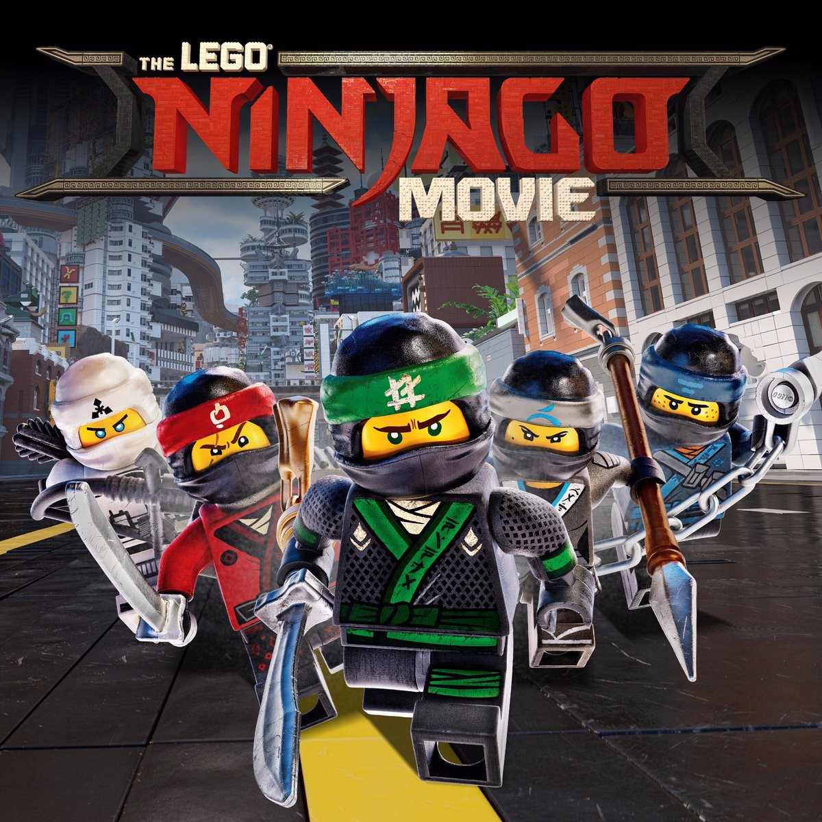 The Lego Ninjago Movie Arlington Cinema And Drafthouse