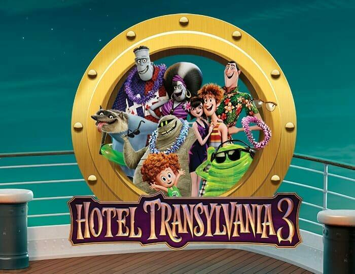 Image result for HOTEL TRANSYLVANIA 3: SUMMER VACATION