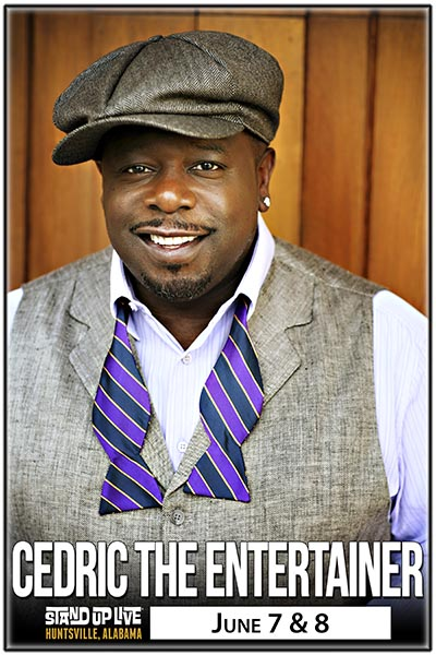 809c438cf Cedric The Entertainer :: Stand Up Live Huntsville